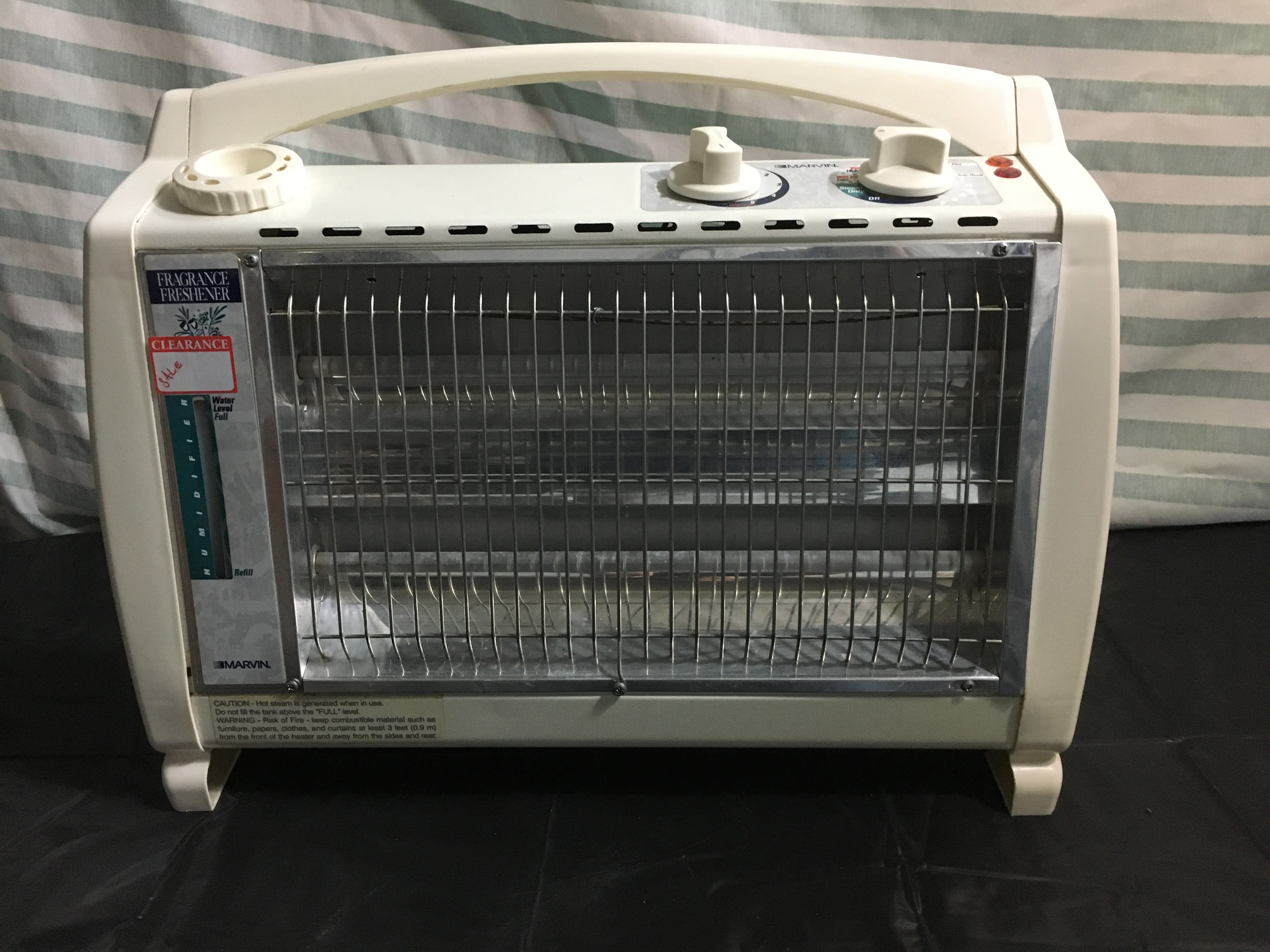 Twin Star Quartz Infrared Zone Heater Manual